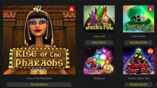 Slots Rise of paradise