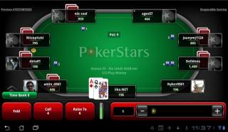 mobile pokerstars