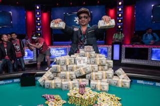 wsop of poker