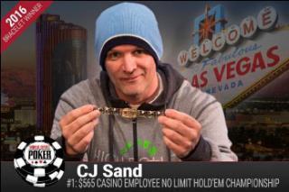 CJ SAND 2016 WSOP2