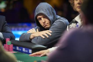 Ian Johns 2016 World Series of Poker