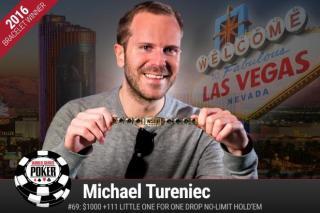 Michael Tureniec 2016 WSOP Haereiti