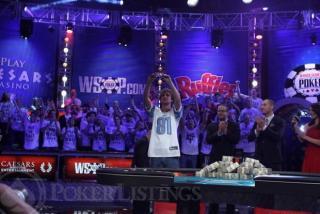 2013 WSOP Main Event 13