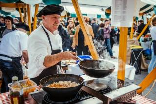 Open Kitchen Market Street Food Ljubljana 2