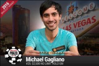 MICHAEL GAGLIANO NO LIMIT HOLDEM