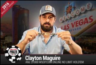 CLAYTON MAGUIRE
