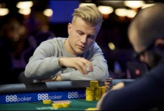 JENS KYLLONEN hIGH ROLLER POT LIMIT CHAMPIONSHIP