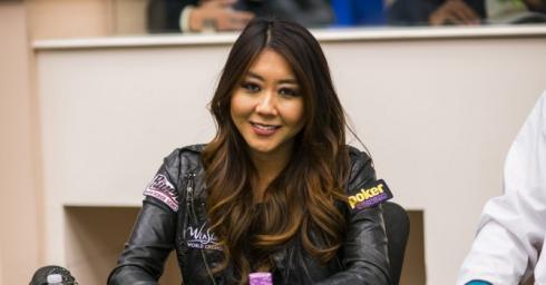 Maria Ho wsop 2016