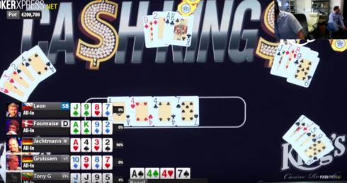 5 all in poker