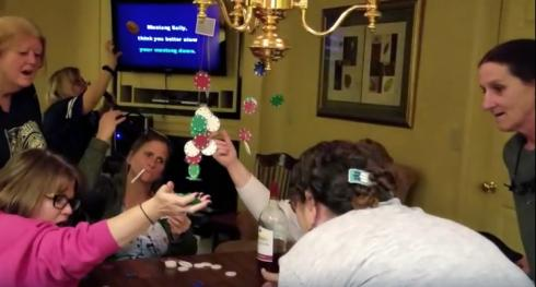 Mannequin Challenge poker
