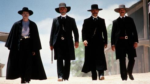 Wyatt Earp poker