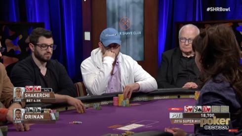 mano poker Drinan