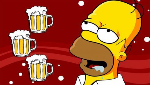 homer alcool