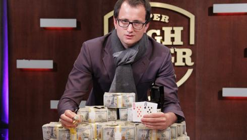 Rainer Kempe Super High Roller Bowl