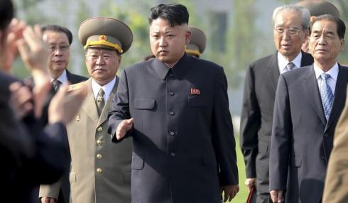 Kim Jong regime