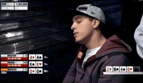 Mani storiche poker EPT 11 Grand Final