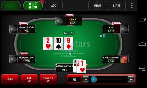 PokerStars sicurezza