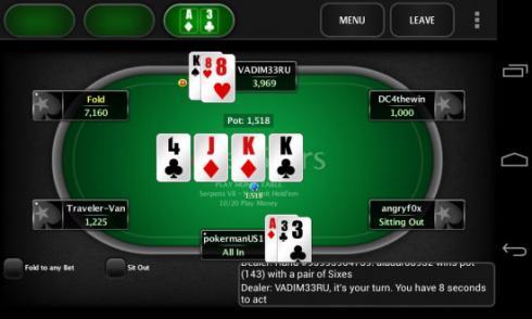 Siti per giocare a Poker Online PokerStars italia