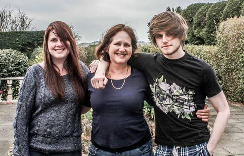 carrell famiglia