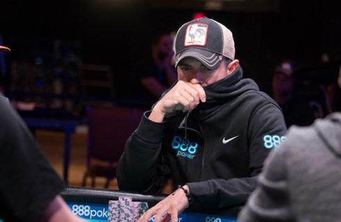 2016 WSOP Fernando Pons