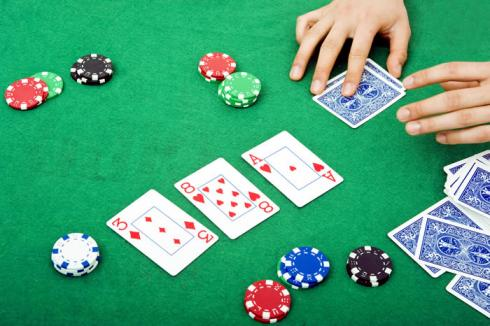 Regole texas holdem: il flop
