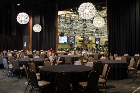 Dining area 2017 WSOP 5255