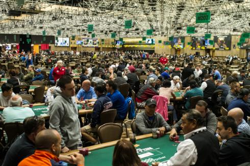 Pavilion 2017 WSOP 5174
