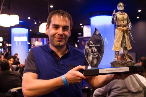 Siege vincitore 2016  Nicholas Newport