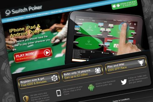switch poker website