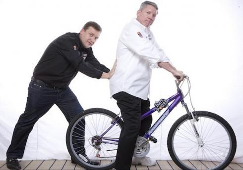 bicicletta Tony G