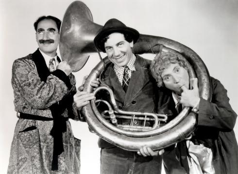 fratelli Marx suonare