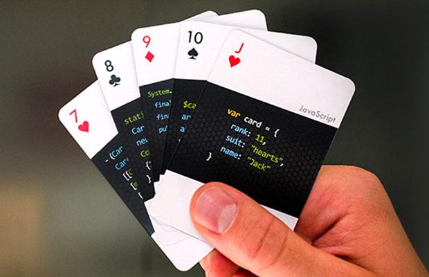 carte poker javascript