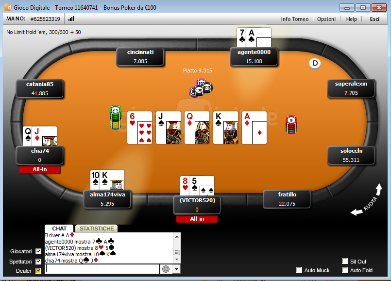 gioca su gd poker senza