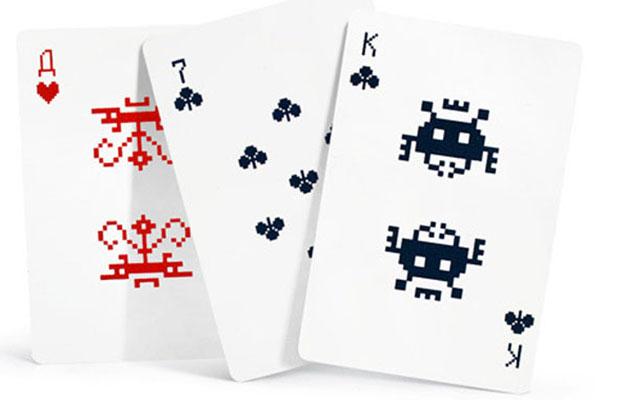 carte pixelate