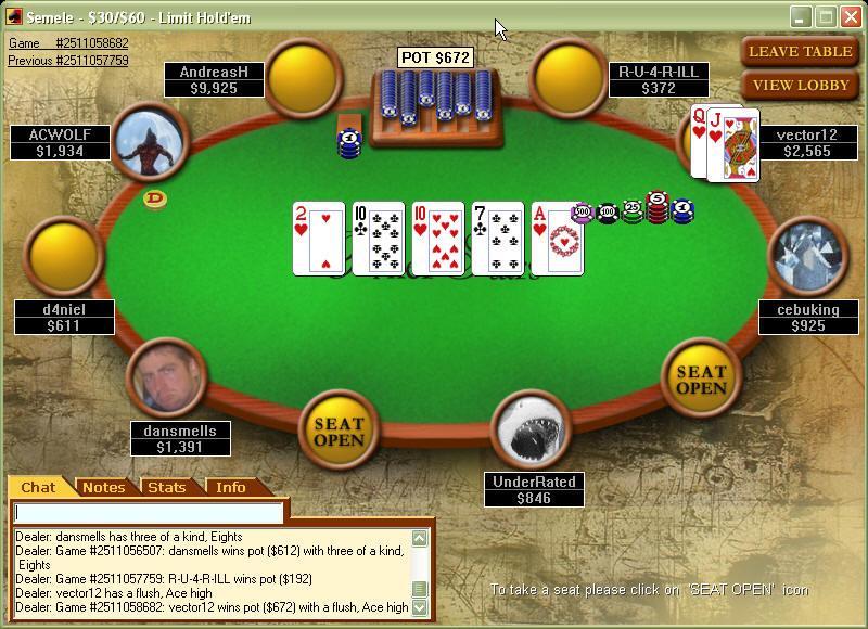 Vegas casino games free online