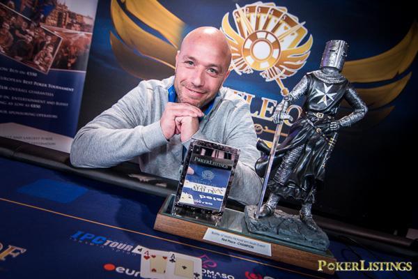 Nadav Patrick Lipszyc è il vincitore della Battle of Malta 2017!