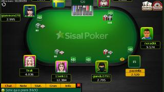 Sisal Poker Al Tavolo