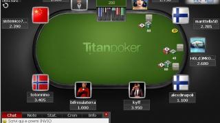Titanbet Poker Al Tavolo