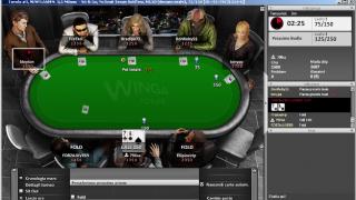 Winga Poker Al Tavolo