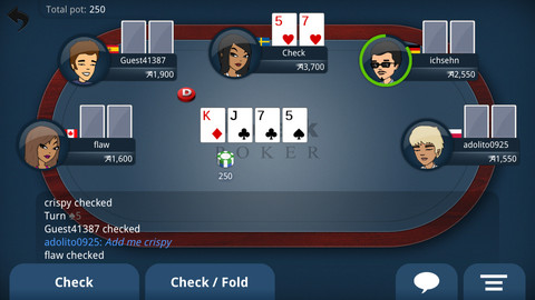 best poker variations anaconda
