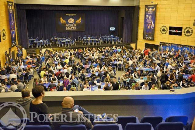 Festival di Poker BOM