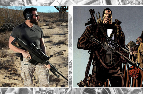 Punisher - Bilzerian