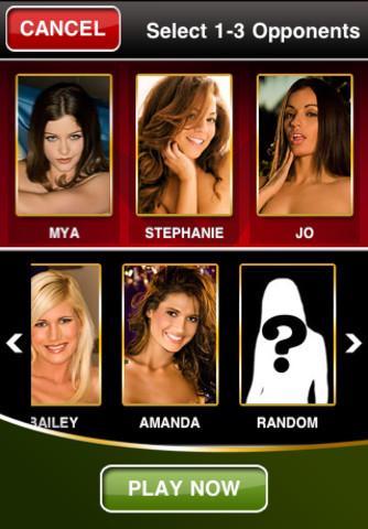 Playboy poker iphone 3