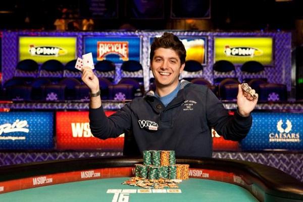 Rocco Palumbo wsop 2012