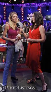 6700 Gaelle Baumann and Kara Scott