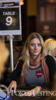 Gaelle Baumann2013 WSOP EuropeEV011K LadiesGiron8JG8331
