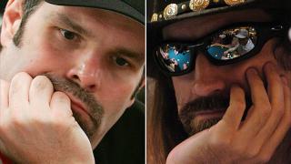 Full Tilt Poker Howard Lederer left and Christopher Ferguson