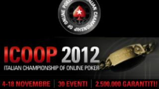 ICOOP 2012 Pokerstars big