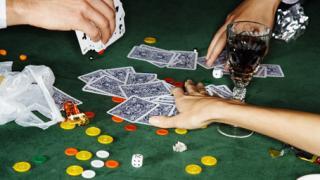 Poker bisca