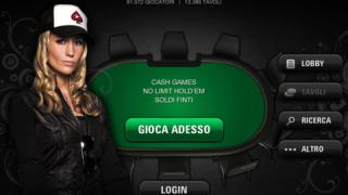 Poker per iphone